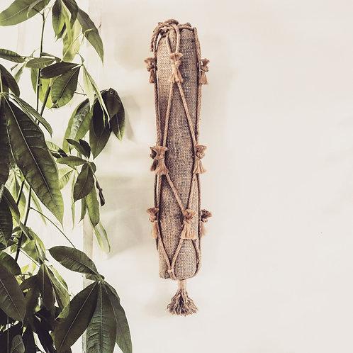 Beaubarian Natural Jute Yoga Mat Bag