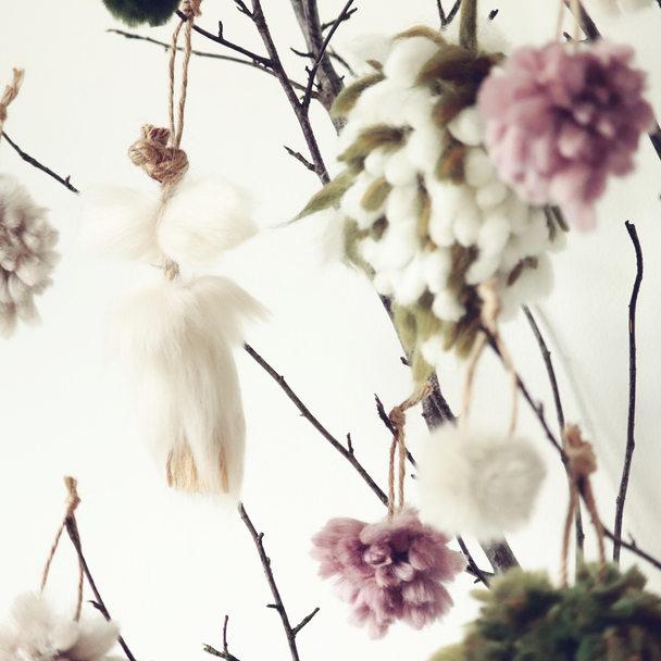 Festive Tree Fairy - Pearl