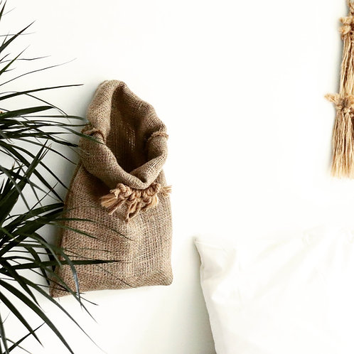 Tribe Slouch Pouch - Space Saver Storage