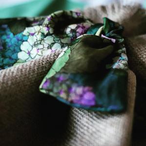 Enchanted Linen Gift Bag