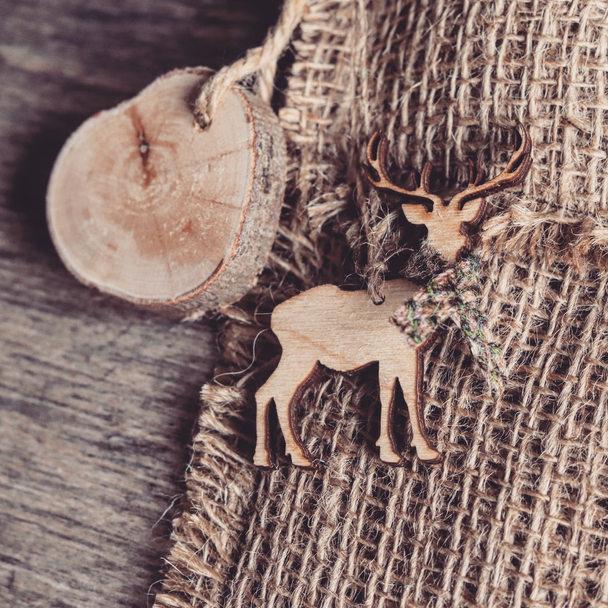 Reindeer Voucher/Money Gift Pouch