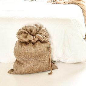 Hessian Laundry Sack