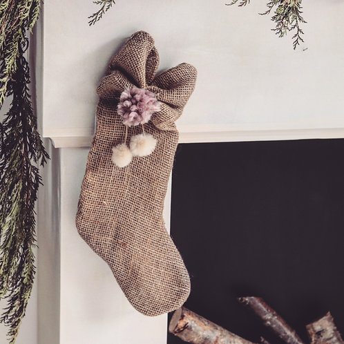 Little Bloomers Christmas Stocking