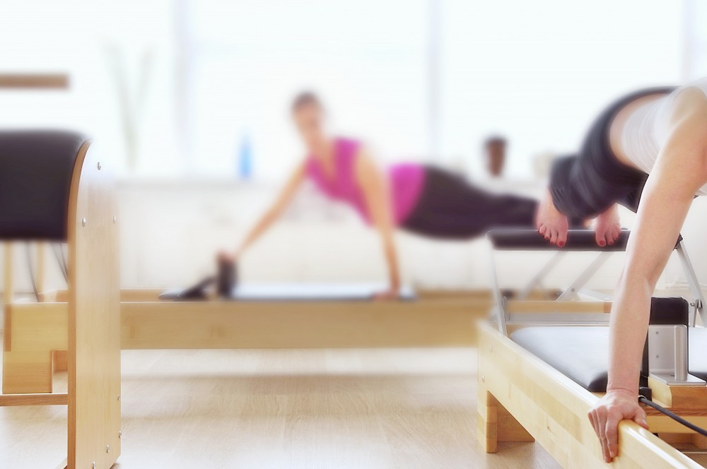 pilates workout
