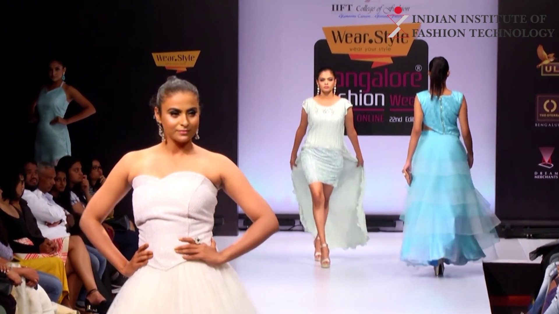 IIFT Students's Designs at Bangalore Fashion Week | Day 1 - Beyond The Sea