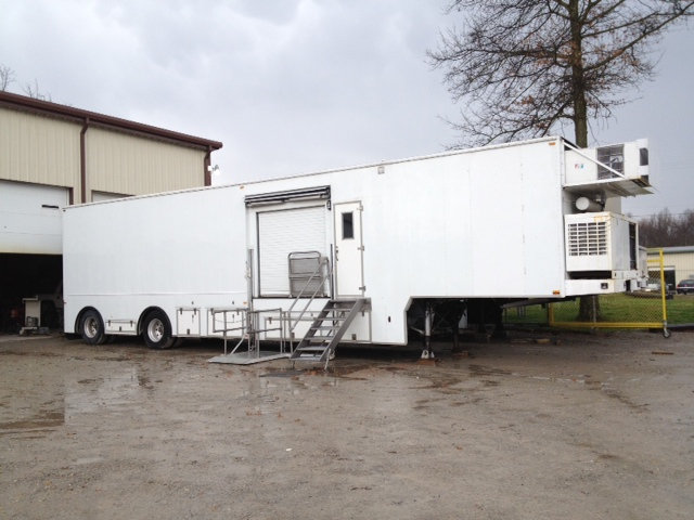 Mobile Dental Trailer