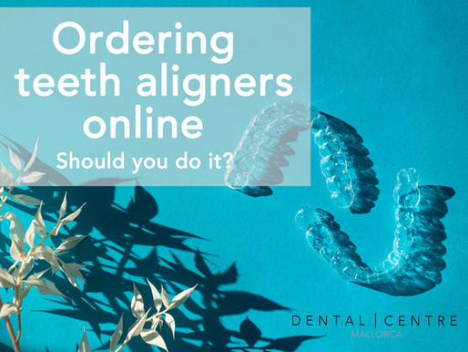 Ordering teeth aligners online – 5 reasons why it is not worth your money.