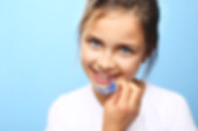 Orthodontic braces for children in Santa Ponsa, Mallorca