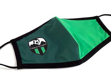 Custom Face Masks for Lanikai Tuesday FC.