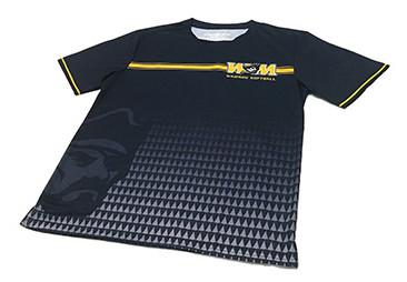 Olomana Quick-Dry T-Shirts For Waipahu High School Softball Team.