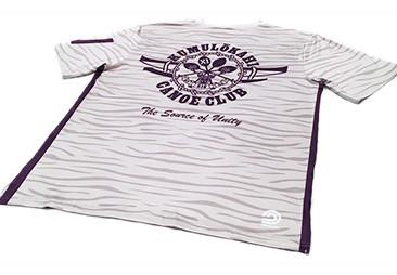 Custom Quick-Dry T-Shirts for Kumulokahi Elks Canoe Club.