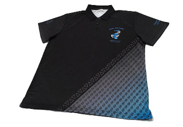 Custom Olomana Polos for Castle High School, Academy of Arts and Business.