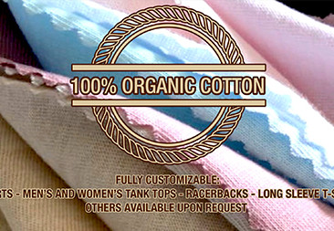 NEW! 100% Organic Cotton Tops Available to Order at Olomana.
