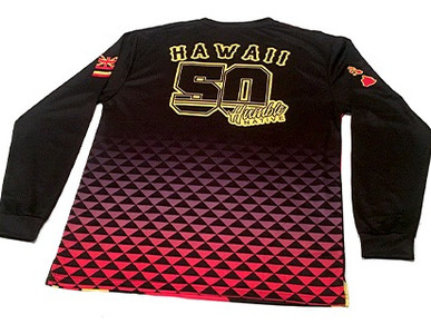 Custom Quick-Dry Long Sleeve T-Shirts for Humble Native.