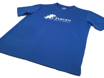 Quick-Dry T-Shirts for Le Jardin Soccer Academy