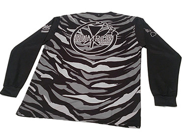 Custom Quick-Dry Long Sleeve Camo T-Shirts for Humble Native.