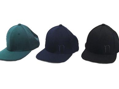 Olomana Custom Hybrid Hats for NOA Botanicals.