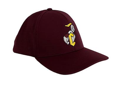 Custom Hybrid Hats for Castle High School.