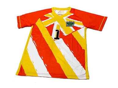 Custom Soccer Kits for Kauai North Shore Strikers.