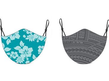 Custom Olomana Face Masks Now Available.