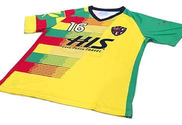 Custom Soccer Uniforms for MISO ELITE.