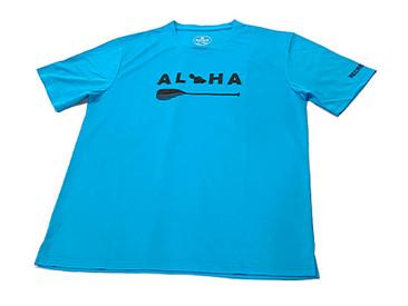 Custom Quick-Dry T-Shirts for Hyatt Regency Maui Resort & Spa.