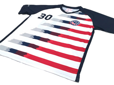 Custom Soccer Uniforms for MISO Thailand Tournament.