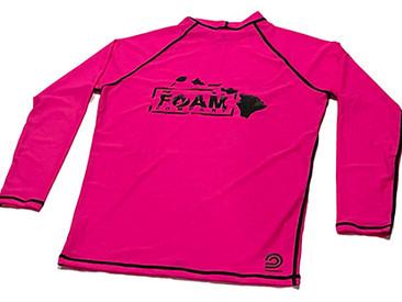 Custom Rash Guards for The Foam Co.