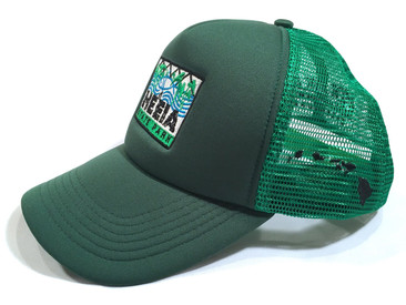 Trucker Hats for He'eia State Park.