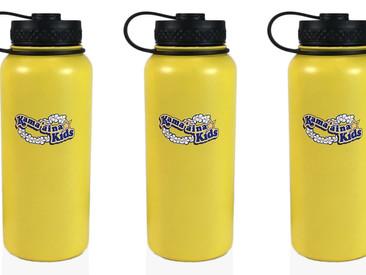 Olomana Custom Flasks for Kama'aina Kids.