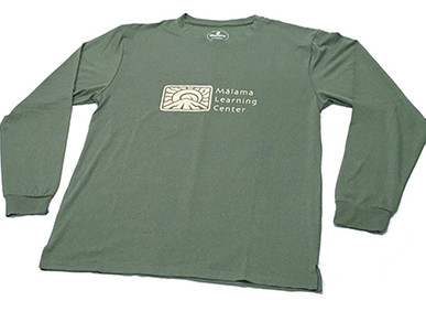 Olomana Quick-Dry Long Sleeve T-Shirts for Malama Learning Center.