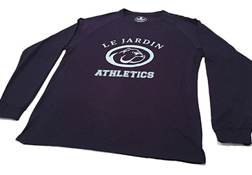 Olomana Poly/Cotton T-Shirts for Le Jardin Academy.