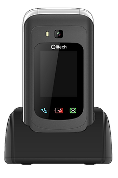 Olitech EasyFlip 4G with cradle chrger