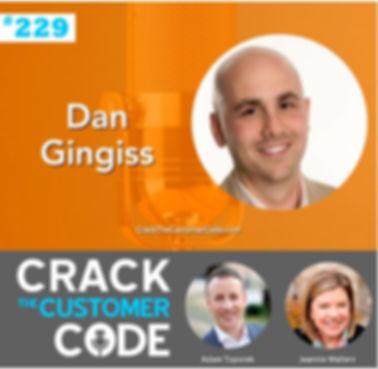 Dan Gingiss at Social Media Marketing World SMMW17
