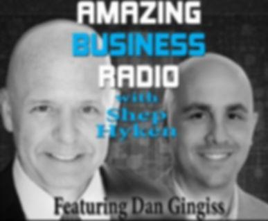 Dan Gingiss and Shep Hyken