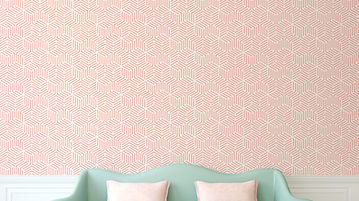 Stop thinking of wallpaper as that ugly, outdated, pink floral border running across your grandmother's kitchen walls. Wallpaper is now the most chic and ...