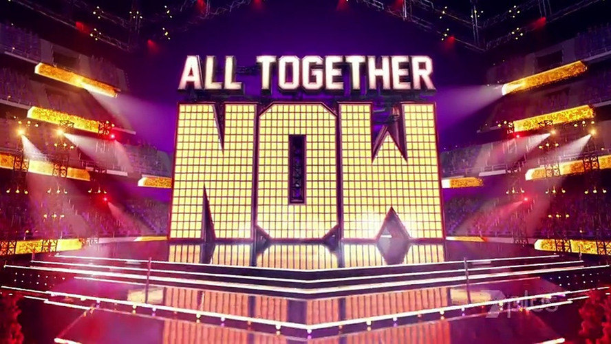 All Togethert Now Series 1 & 2