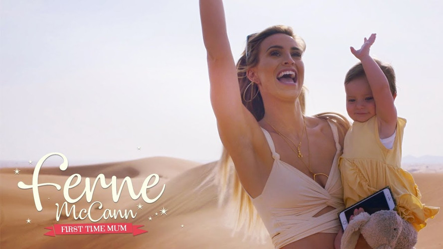 Ferne McCann First Time Mum Series 3