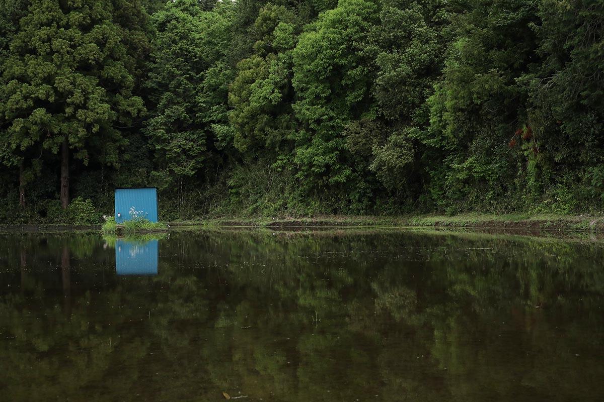栃木県上三川町 ポンプ小屋