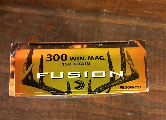 Fusion 300 Win Mag 150 gr. AMMO