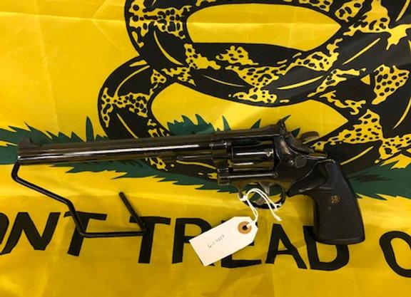 Smith & Wesson 17-4 revolver