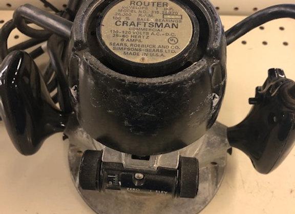 Craftsman 315.25070 Router