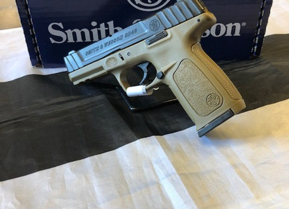 Smith & Wesson SD 40