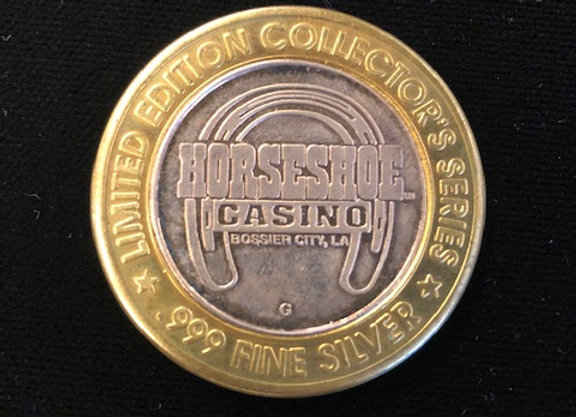 Horseshoe Casino COIN