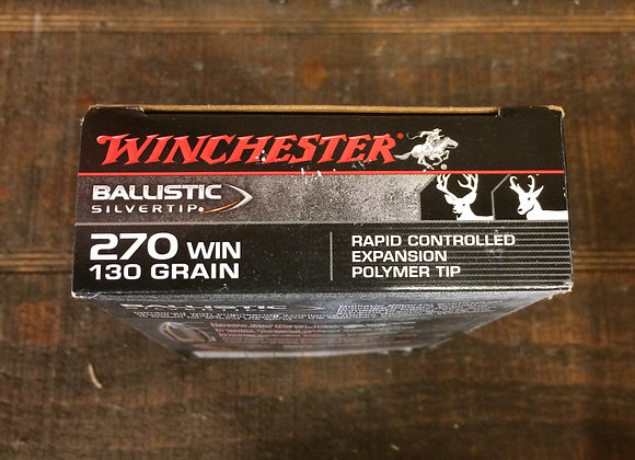 Winchester 130 Grain 270 Ammo