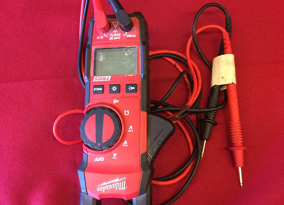 Milwaukee Clamp meter