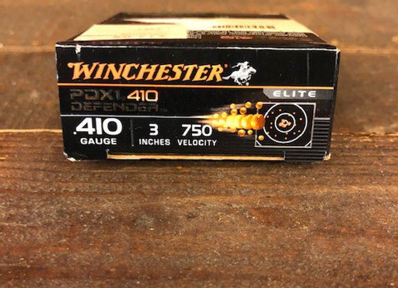 Winchester PDX1 410 Defender Ammo