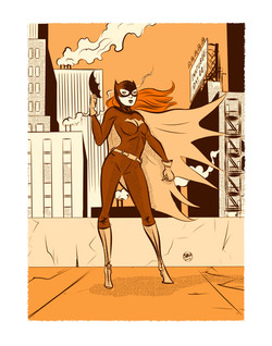 Batgirl_orange_11x14_FA