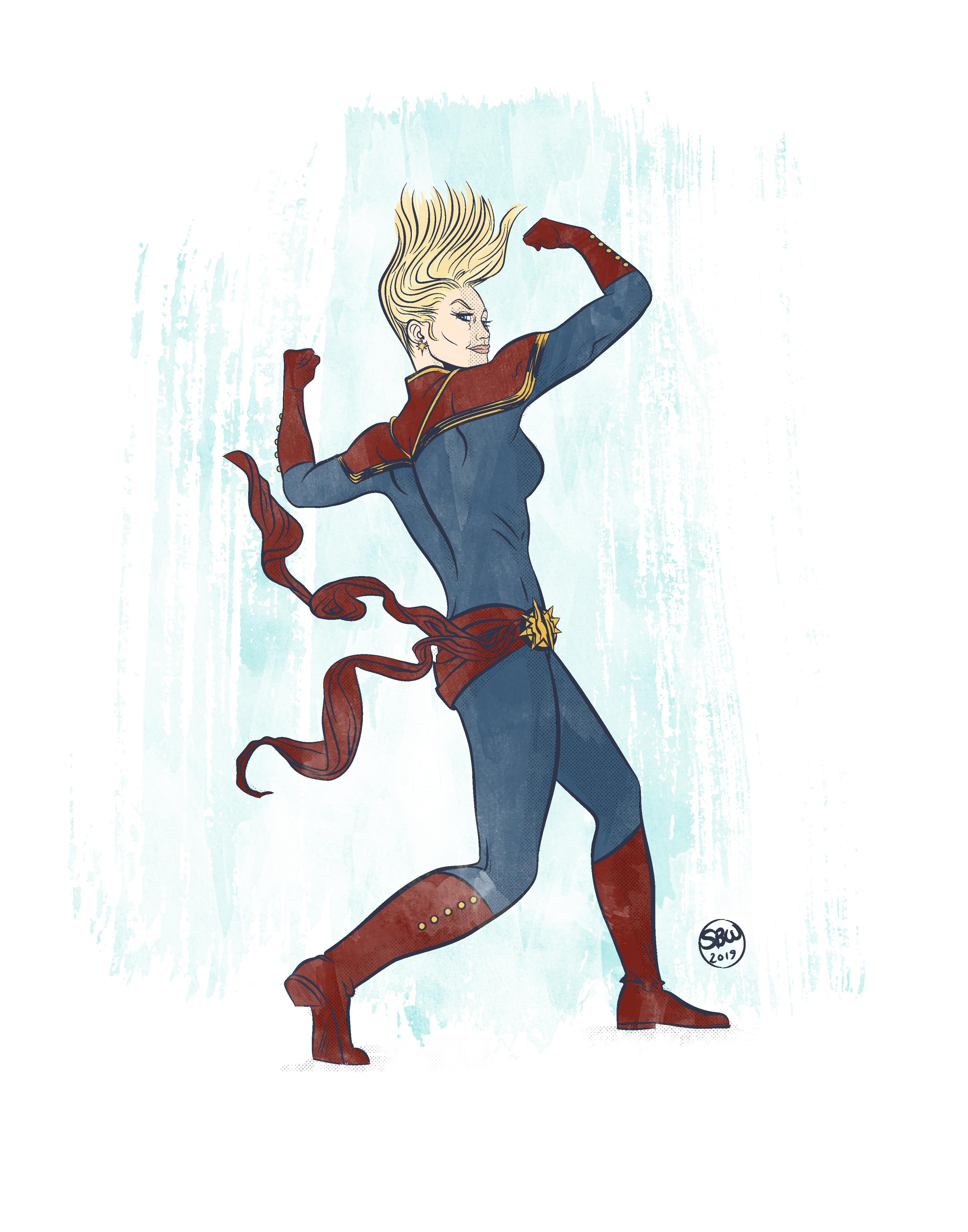 Capt_Marvel_11x14_FA