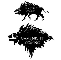 game night is coming